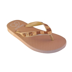 Flat Beach Collection - Camel