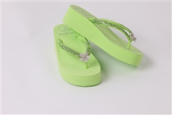 Lady Rocks Classic - Limegreen