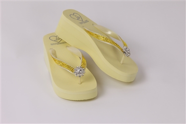 Lady Rocks High night - Light Yellow